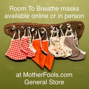 Available at Mother Fools General Store