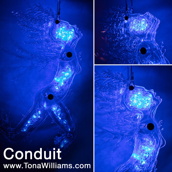"""Conduit"" by Tona Williams"